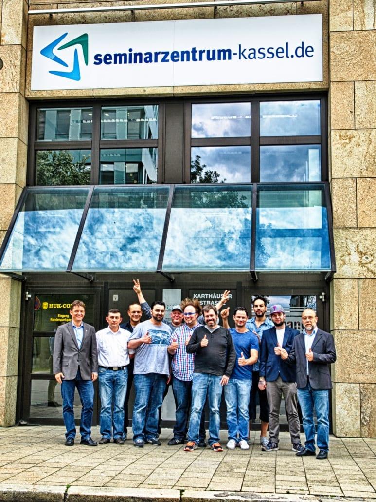 Verschmelzung der GENIUS Education GmbH mit der signet GmbH
